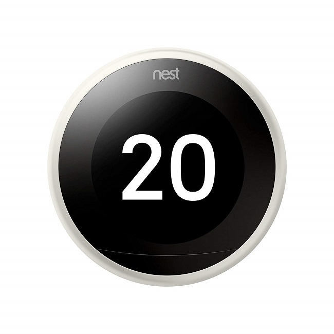 descripcion termostato nest learnig