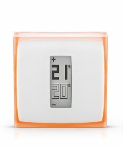 descripcion termostato netatmo