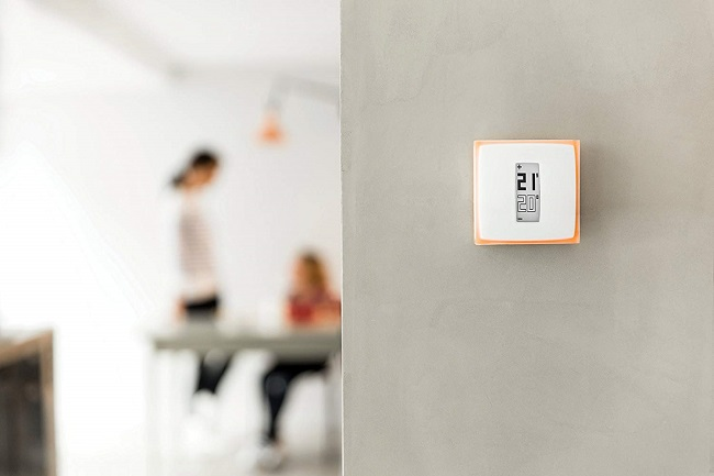 descripcion termostatos inteligentes