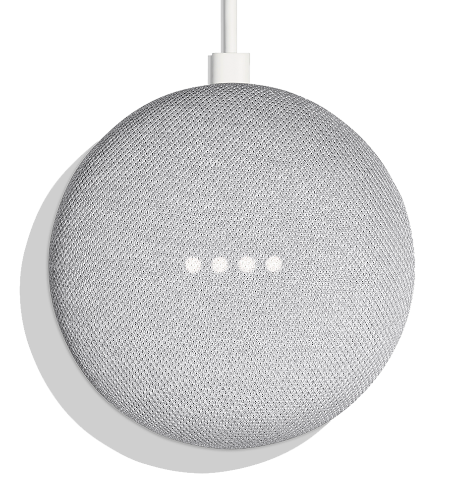 descripcion google home mini