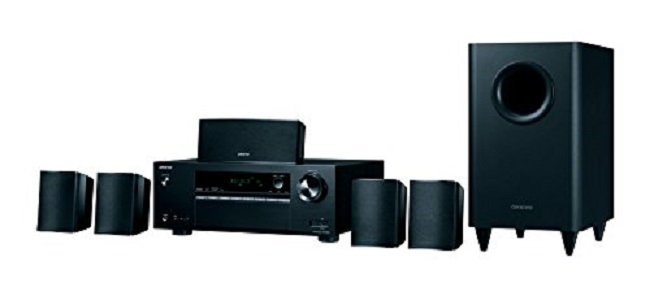 descripcion home cinema onkyo
