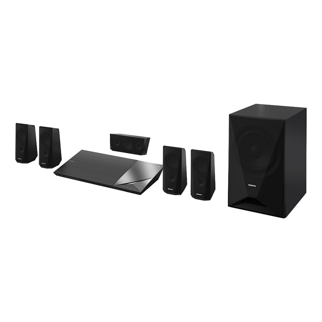 descripcion home cinema sony bdvn5200wb