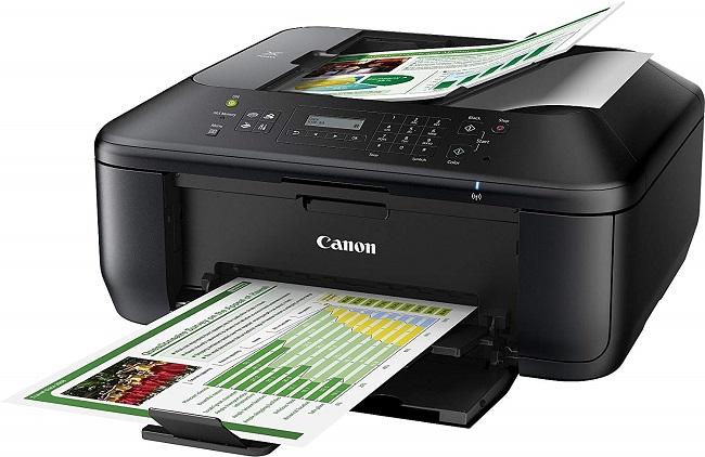 descripcion impresora canon pixma mx475