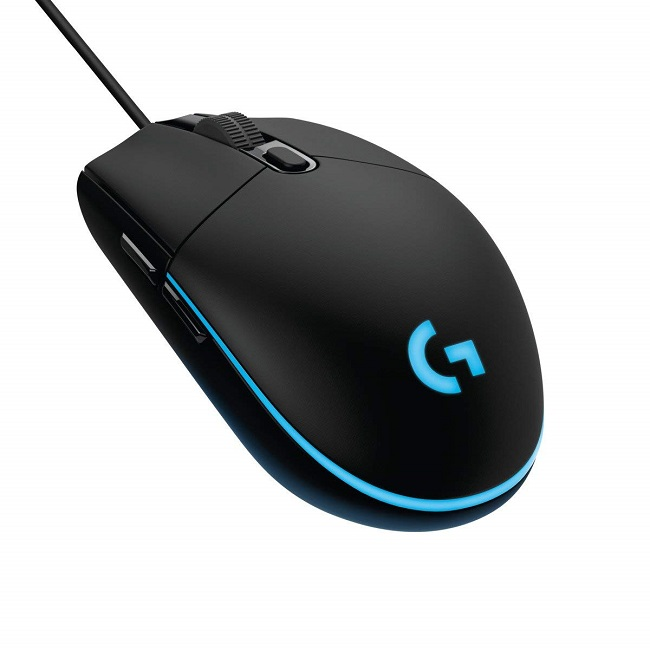 descripcion raton logitech