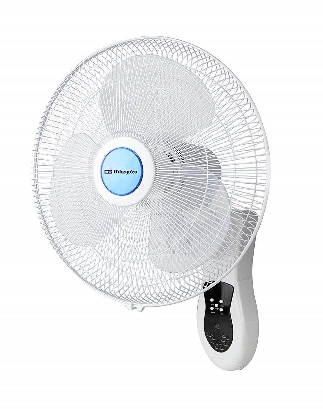 descripcion ventilador orbegozo wf