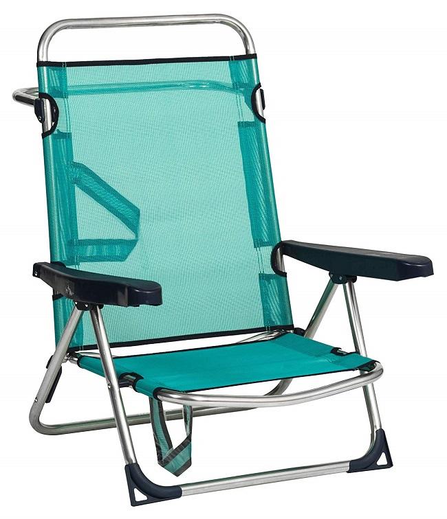 descripcion silla alco aluminio