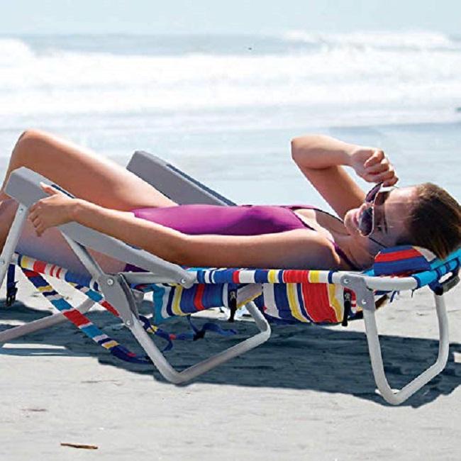 descripcion sillas de playa