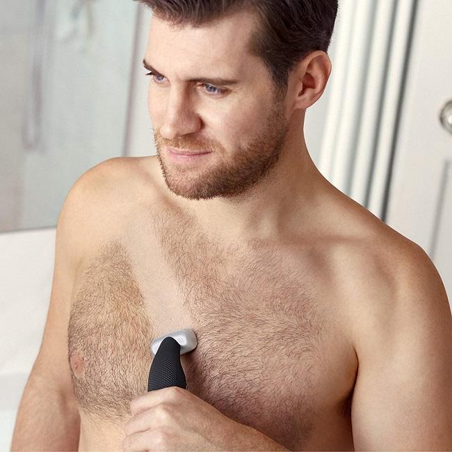 descripcion mejor afeitadora corporal