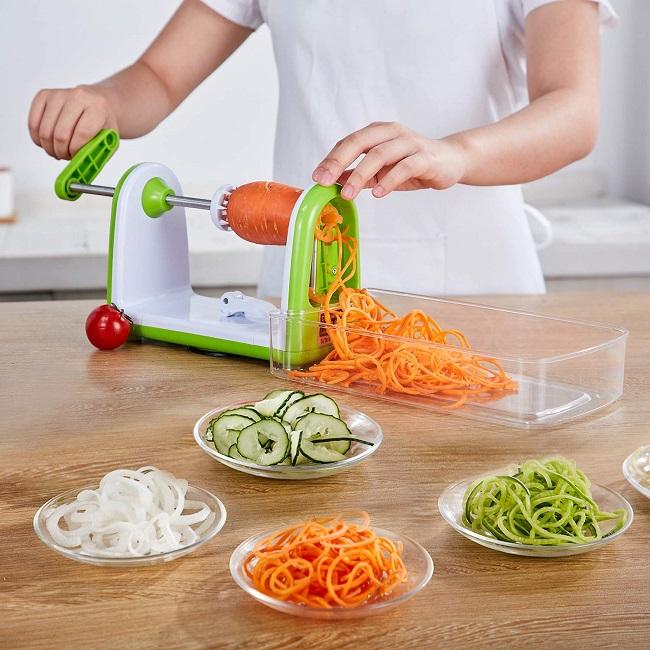 descripcion cortador verduras