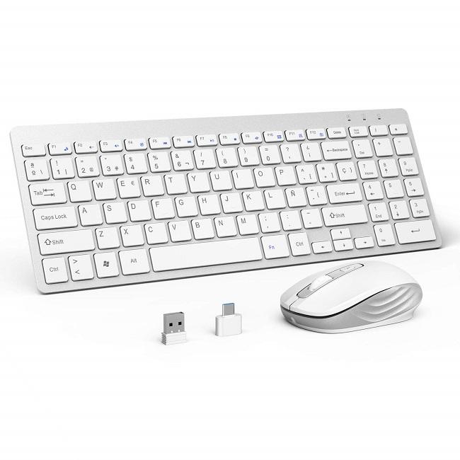 descripcion teclado omoton