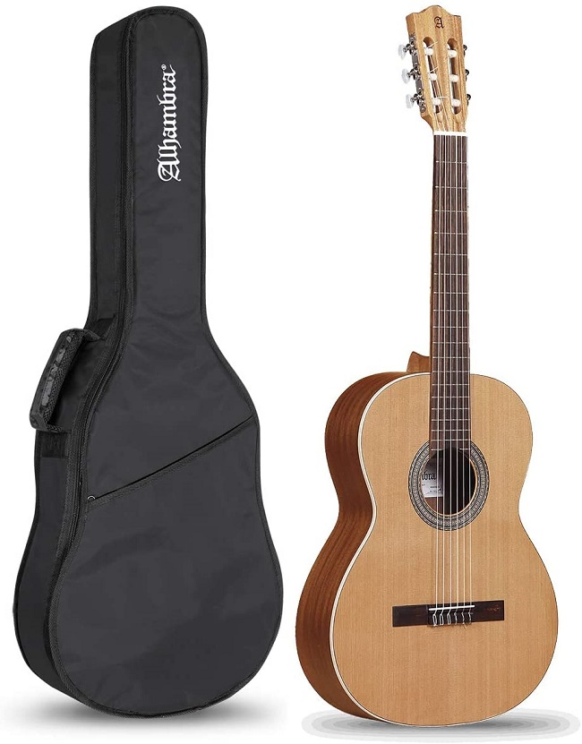descripcion guitarra alhambra