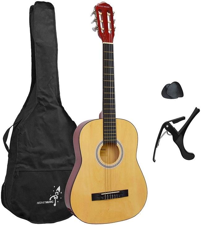 descripcion guitarra rocket