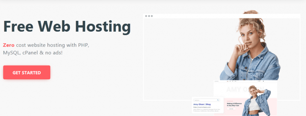 000Webhost - Hosting gratuito