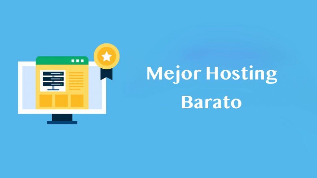 Mejor hosting barato