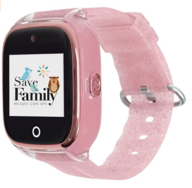 descripcion reloj gps save family