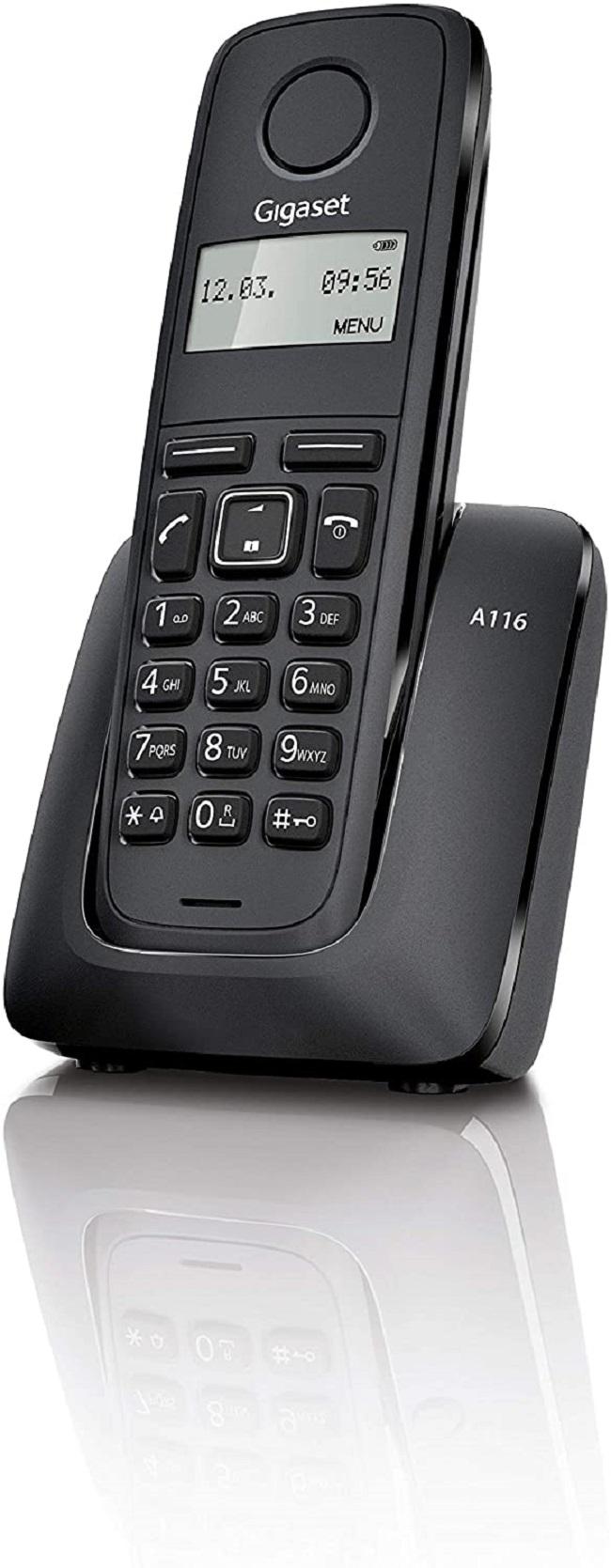 descripcion telefono gigaset a116