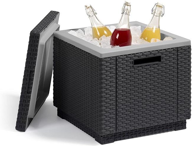 descripcion nevera keter ice cube