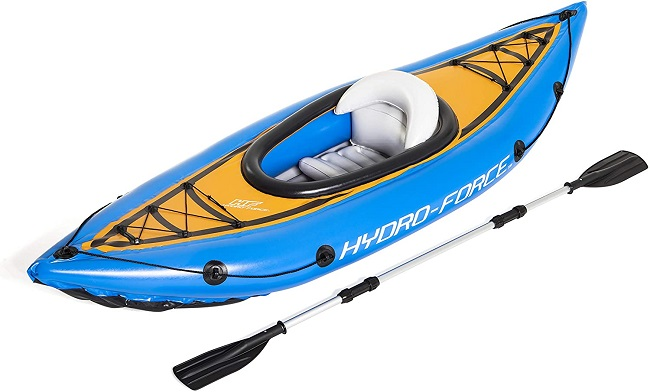 descripcion kayak bestway