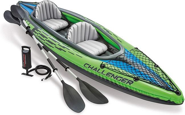 descripcion kayak intex 68306np