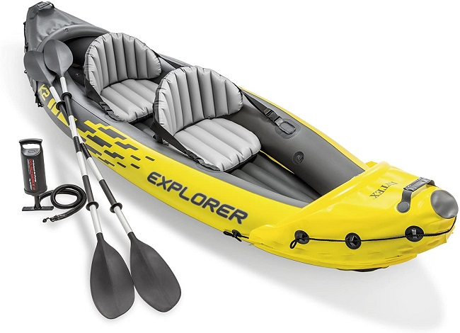 descripcion kayak intex explorer