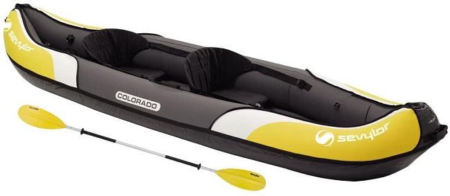 descripcion kayak sevylor