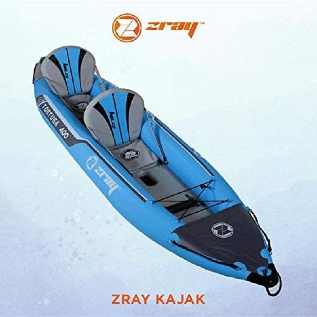 descripcion kayak zray