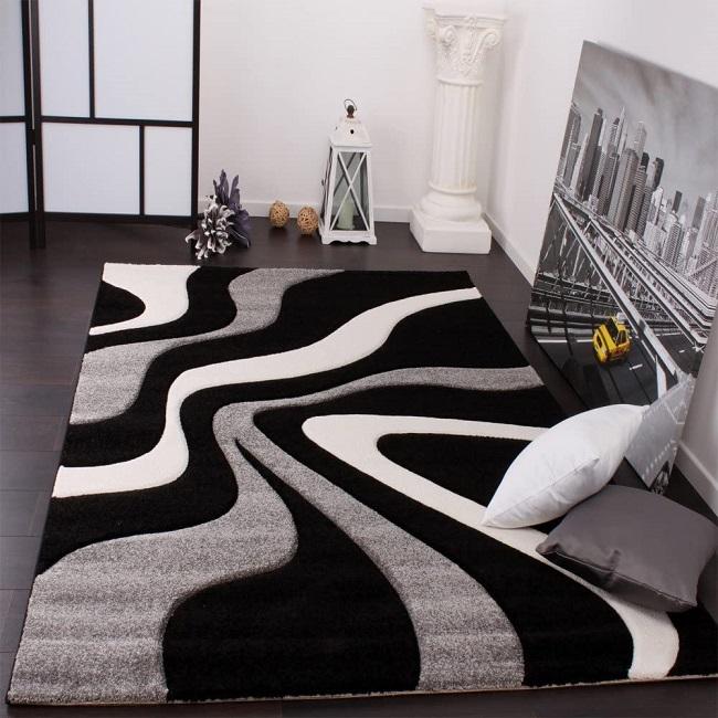 descripcion alfombra paco home