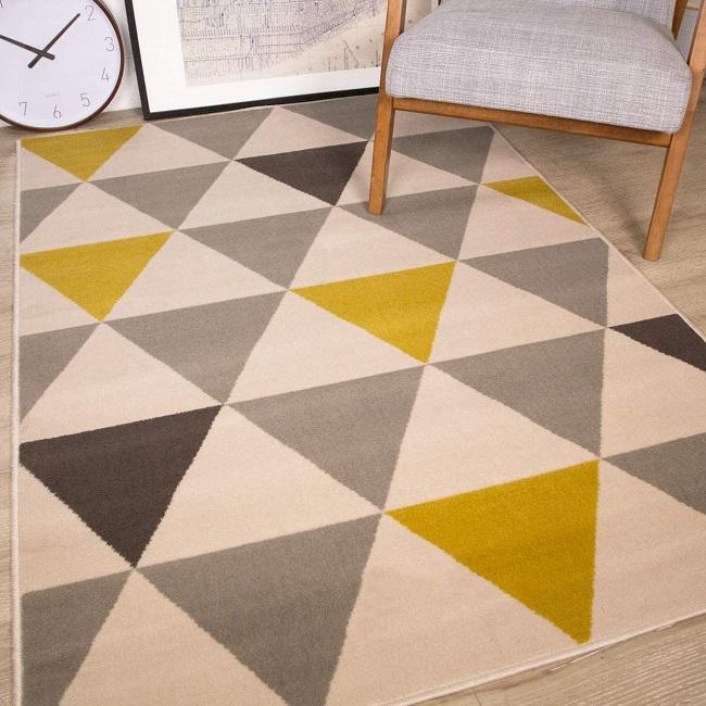 descripcion alfombra the rug house
