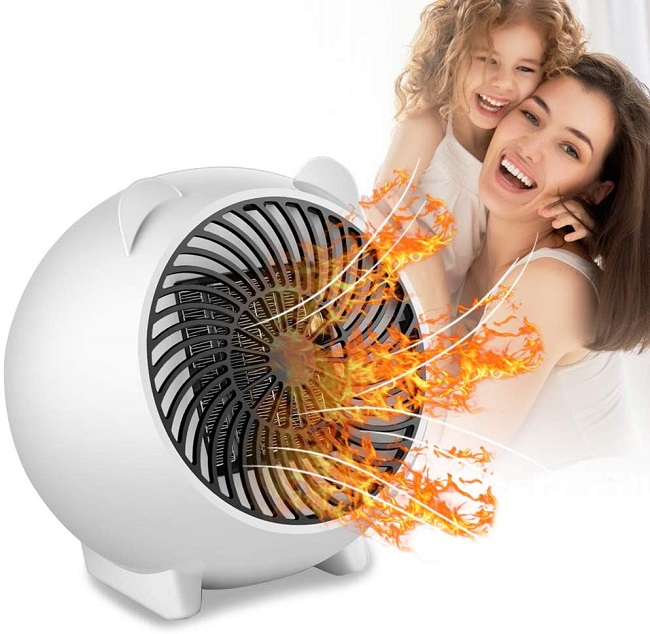 descripcion calefactor pinpoxe