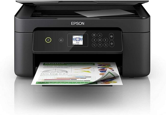 descripcion impresora epson