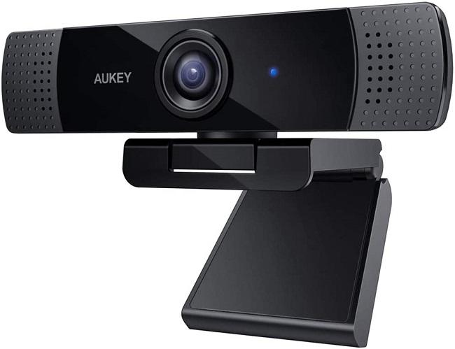 descripcion webcam aukey