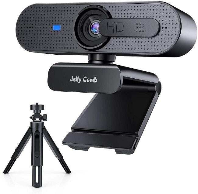 descripcion webcam jelly comb