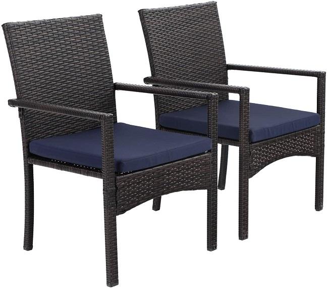 descripcion silla jardin phivilla