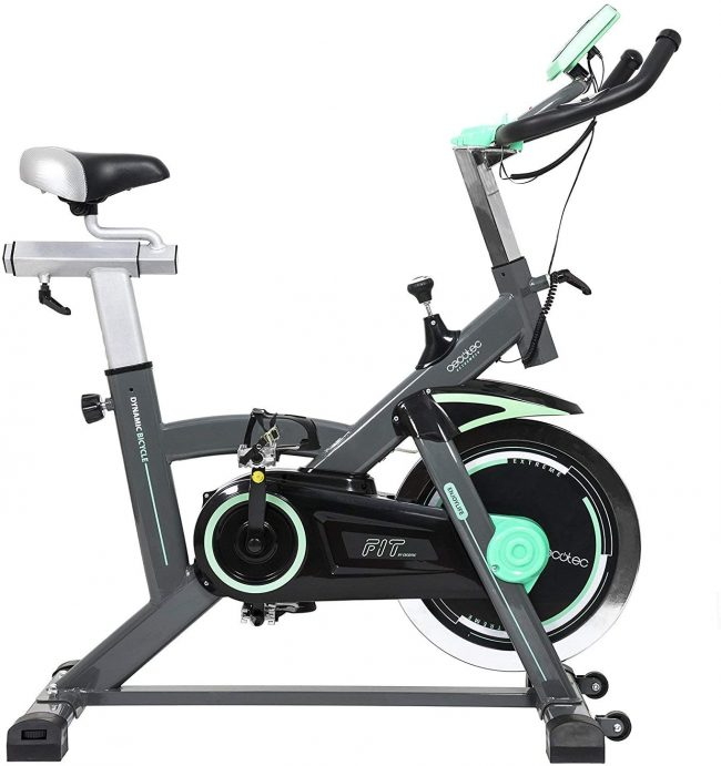 descripcion bici spinning cecotec