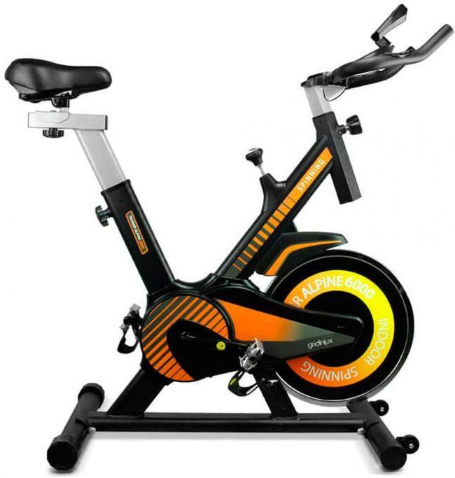 descripcion bici spinning gridinlux